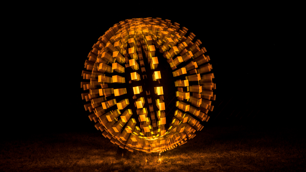Light Art Orb
